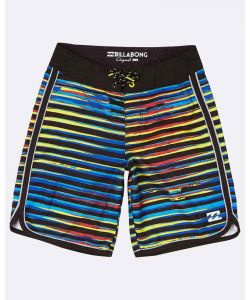 Billabong  73 Line Up Originals 17 Black Παιδικό Μαγιό