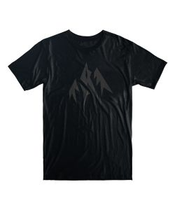 Jones Mountain Journey Black Ανδρικό T-shirt