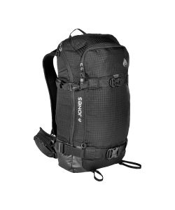 Jones Dscnt R.A.S. Black 32L Backpack