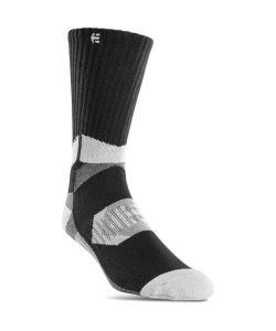 Etnies Asi Tech Black White Socks