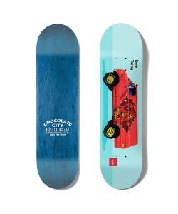 Chocolate Tershy Vanners 8.5'' Σανίδα Skateboard