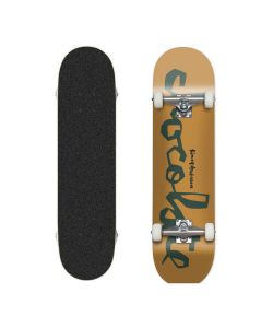 Chocolate Anderson Chunk Complete Skateboard
