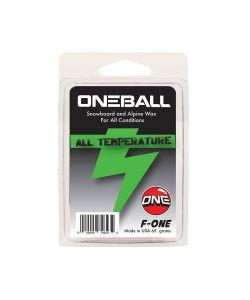 Oneball F1 All Temperature Mini 65g Snow Wax