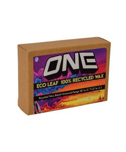 Oneball Eco Leaf Recycled (80gr) Snow Wax