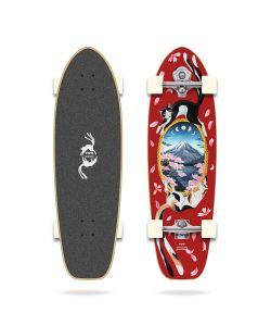 Yow X Mercedes Bellido 34'' Artist Series Complete Surfskate