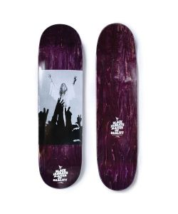 Lakai X Black Sabbath Tour Photo Skate Deck