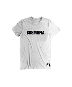 Sk8mafia Og Logo White Αντρικό T-Shirt