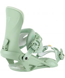 Nitro Ivy Blue Icicle Women's Snowboard Bindings