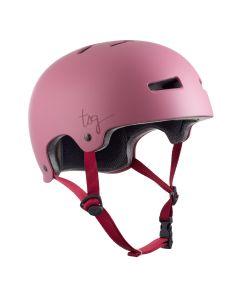 TSG Evolution Solid Color Satin Sakura Women's Helmet
