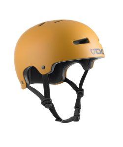 TSG Evolution Solid Color Satin Yelllow Ochre Helmet