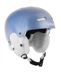TSG Lotus Solid Color Gloss Sky Women's Helmet