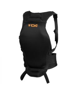 TSG Backbone Trooper D3o Black