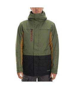 686 Anthem Insulated Surplus Green Men's Snow Jacket
