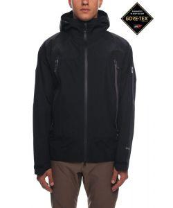 686 Glcr Gore-Tex Paclite Multi Black Shell  Jacket