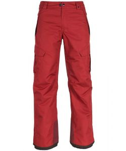 686 INFINITY INSLULATED CARGO RUSTY RED SNOW PANTS
