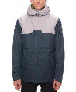 686 Moniker Insulated Dark Denim Men's Snow Jacket