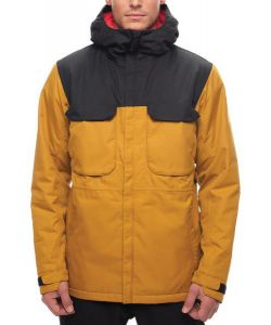 686 Moniker Insulated Golden Ανδρικό Μπουφάν Snowboard