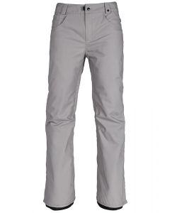 686 Raw Inslulated Grey Denim Men's Snow Pants