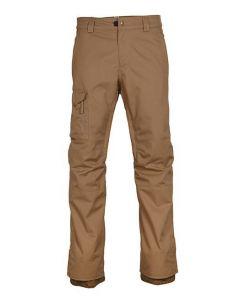 686 Raw Rοver Khaki Men's Snow Pants