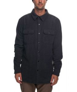 686 SIERRA FLANNEL CHARCOAL HEATHER ΠΟΥΚΑΜΙΣΟ