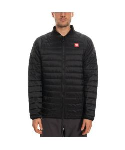 686 Thermal Puff Black Midlayer Jacket