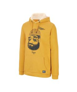 Picture PineCliff Plush Safran Men's Hoodie