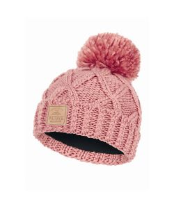 Picture Haven Misty Pink Women's Beanie