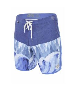 Picture Andy 17 Wave & Tree Men's Boardshort