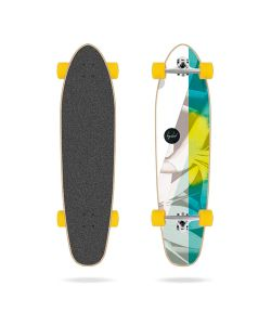 Long Island Green Tea Essential 36'' Kicktail Longboard
