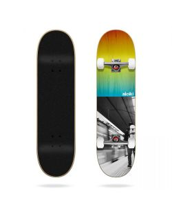 Aloiki Metro 7.87 Complete Skateboard