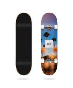 Aloiki Sunset 7.75 Complete Skateboard
