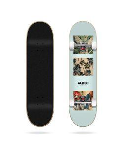 "Aloiki Zicatela 7.75"" Complete Skateboard"