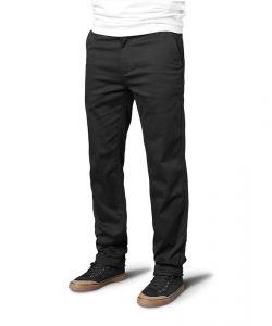 Altamont A/969 Chino Black Αντρικό Παντελόνι