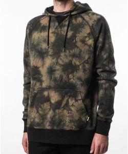 Altamont A Pullover Black Brown Men's Hoodie