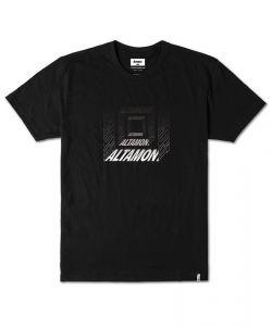 Altamont Portal Black Men's T-Shirt