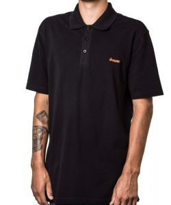 Altamont Rudy Black Men's Polo