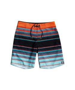 Billabong All Day Stripes OG Aqua Παιδικό Μαγιό