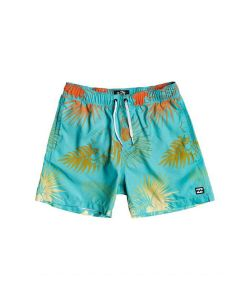Billabong Aloha LB Boy Spearmint Παιδικό Μαγιό
