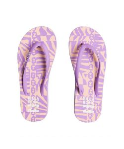 Billabong Dama Lit Up Lila Women's Sandals