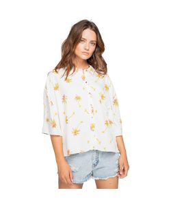Billabong Hawaian Island Sand Crystal Women's Shirt