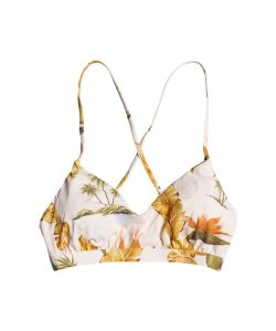 Billabong Sweet Sands Canvas Tri Bikini Top