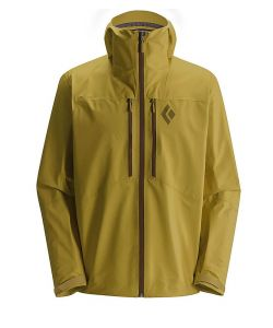 BLACK DIAMOND HELIO SHELL CURRY SNOW JACKET