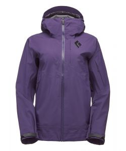 BLACK DIAMOND MISSION SHELL NIGHTSHADE ΓΥΝΑΙΚΕΙΟ SNOW JACKET