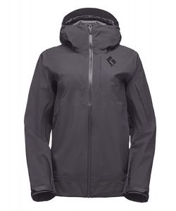 BLACK DIAMOND MISSION SHELL SMOKE ΓΥΝΑΙΚΕΙΟ SNOW JACKET