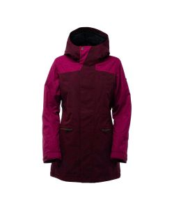 Bonfire Amber Plum Women's Snow Jacket