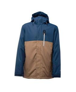 Bonfire Anchor Cobalt Men's Snow Jacket