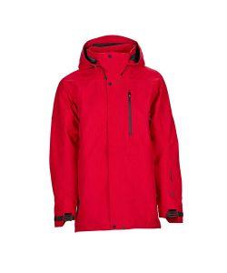 BONFIRE ASPECT 3L STRETCH  RED SNOW JACKET
