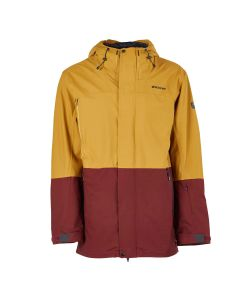 Bonfire Control Stretch Camel Men's Snow Jacket