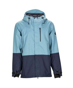 Bonfire Control Stretch Indigo/ Slate Men's Snow Jacket