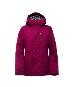 Bonfire Jasper Rasberry Women's Snow Jacket